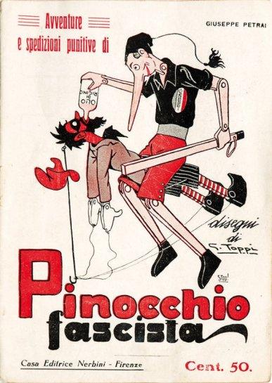 pinocchio-fascista