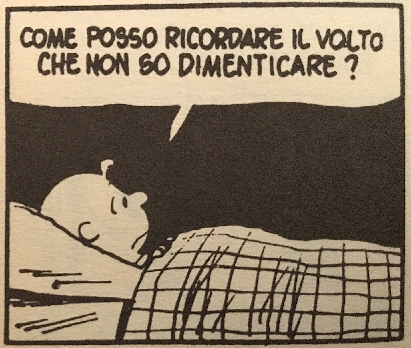 Charlie Brown amante cortese (Mani bucate, 13)